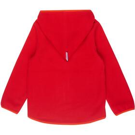 Finkid Kids Paukku Jacket red/grenadine